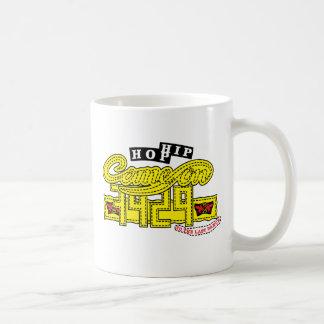 hiphop classic white coffee mug
