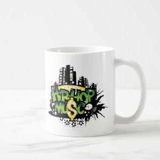 HipHop Music Mugs