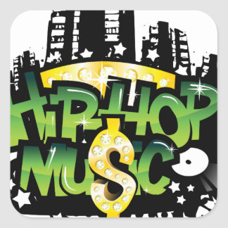 HipHop Music Sticker