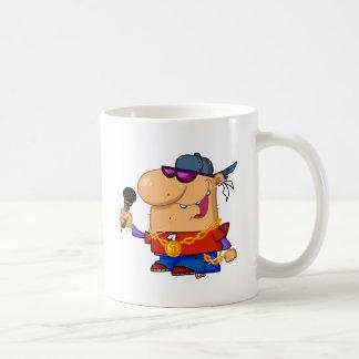 HipHop Singer Coffee Mug