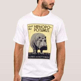 hiphopopotamus hiphopapotamus rhymenocerous T-Shirt