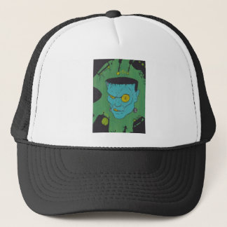 hipno frank trucker hat