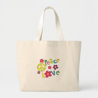 hippie canvas bag