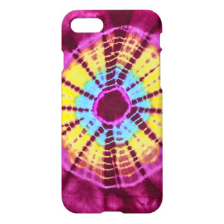 Hippie batik circle iPhone 7 case
