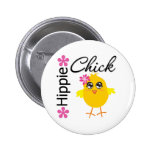 Hippie Chick 5 Pins