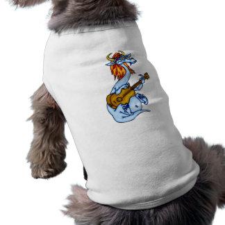 Hippie Dragon Sleeveless Dog Shirt