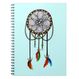 Hippie Dream Catcher Notebooks