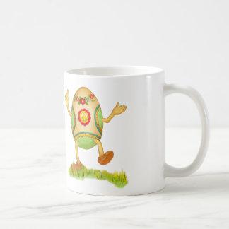 Hippie Egg Mug