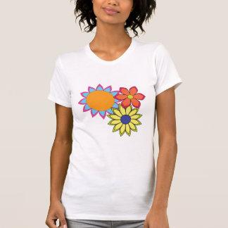 Hippie Flowers T-Shirt