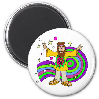 """hippie gifts"" ""father's day"" magnet"