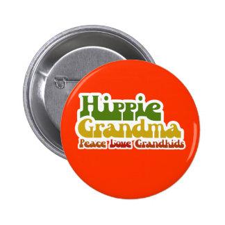 Hippie Grandma Pins