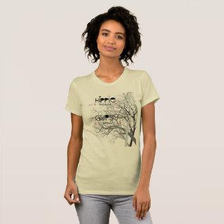 Hippie Heart Gypsy Soul Tree of Life T-Shirt