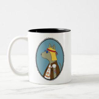 Hippie Hound Coffee Mug