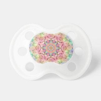 Hippie Kaleidoscope    Baby Pacifiers
