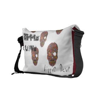 Hippie love bag commuter bags