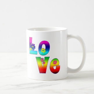 Hippie LOVE Coffee Mug