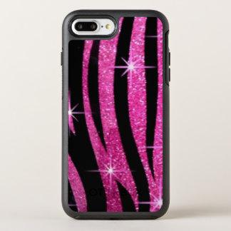 Hippie Love Pink Tiger Fancy Phone Case