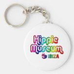 Hippie Museum Ibiza Keychains