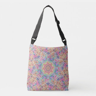 Hippie Pattern  All-Over-Print Cross Body Bag