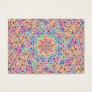 Hippie Pattern  Business Cards, many styles Business Card