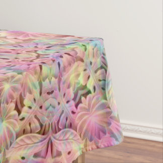 Hippie Pattern  Custom Cotton Tablecloth, 3 sizes Tablecloth