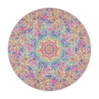 Hippie Pattern  Glass Cutting Boards, 5 styles Cutting Board