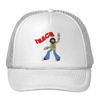 Hippie Peace Trucker Hats