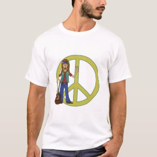 Hippie Peace T-Shirt