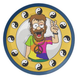 Hippie Plate