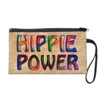 HIPPIE POWER WRISTLET
