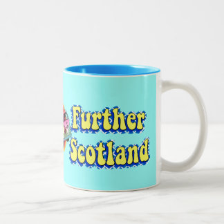 Hippie Scottish Independence Mug