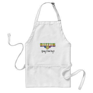 hippie standard apron