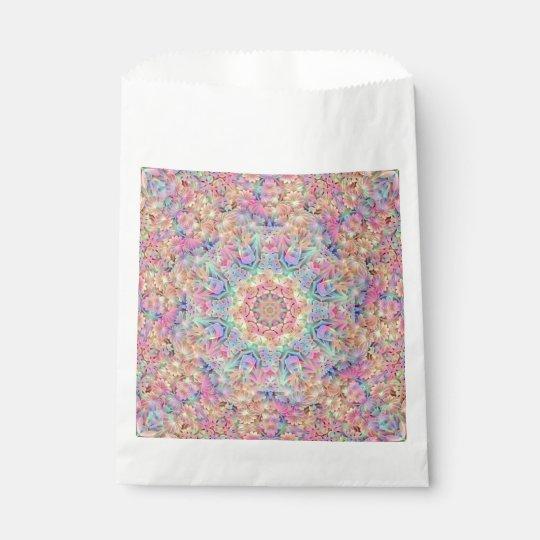 Hippie Vintage Kaleidoscope Favour Bags