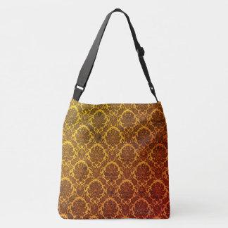 hIPPIE-wARE(C)70'S-Vintage-Damask(c)Multi-Styles Crossbody Bag