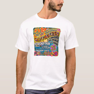 Hippiefest Concert Poster T-Shirt