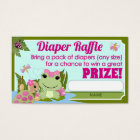 Hippity Frog GIRL Diaper Raffle Tickets
