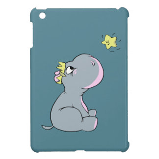 Hippo and Star! iPad Mini Cover