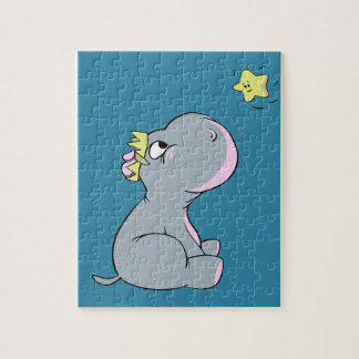 Hippo and Star! Jigsaw Puzzle