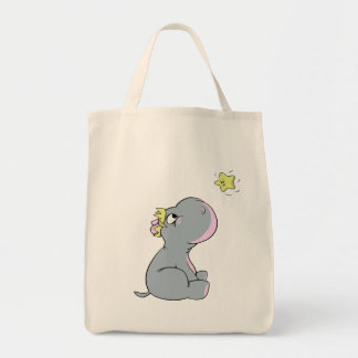 Hippo and Star! Tote Bag