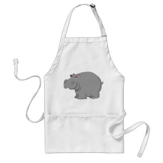hippo adult apron