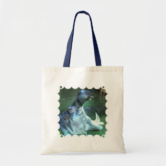 Hippo Budget Tote Budget Tote Bag