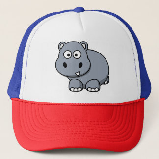 Hippo Capy Trucker Hat