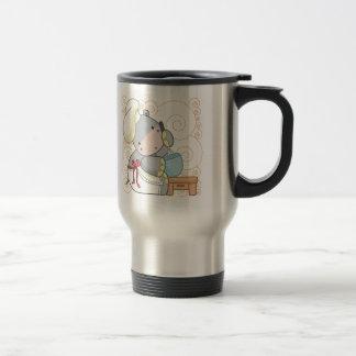 Hippo Cook Coffee Mug
