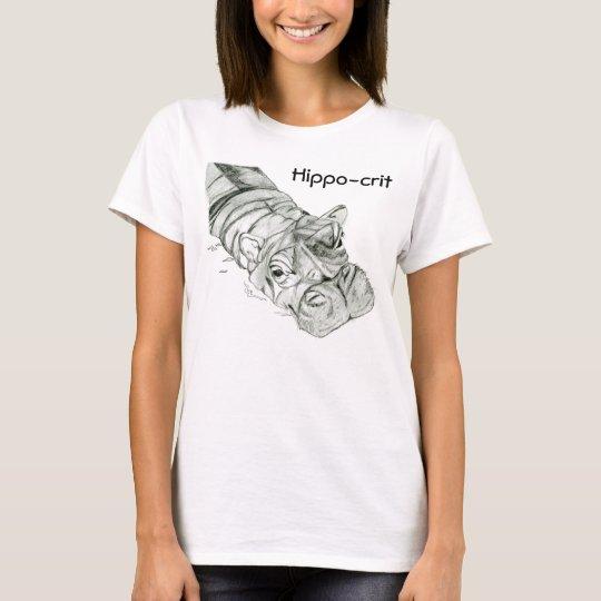 Hippo-crit T-Shirt