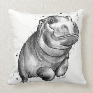 Hippo Flight Cushion