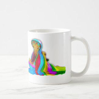 Hippo full of colors Mug