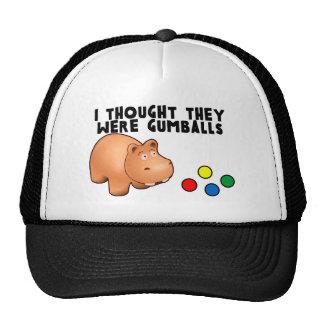 Hippo Gumballs Cap