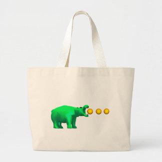 hippo guy - copie.png jumbo tote bag