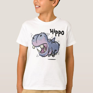 Hippo Kids Shirt