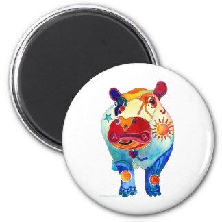 Hippo Magnet